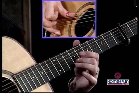Homespun : Acoustic Guitar Instrumentals Volume 1-2-3