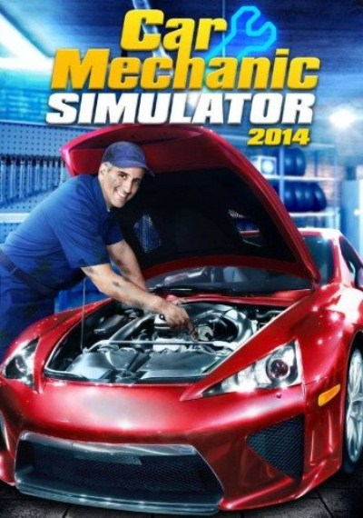 Car Mechanic Simulator 2014 (in 2013) Multi9  v1.1.1.1 Repack by RG Mechanics
