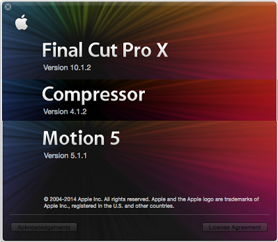Final Cut Pro X 10.1.2 Full with Pixel Film Studios Plugins Collection (MacOSX)