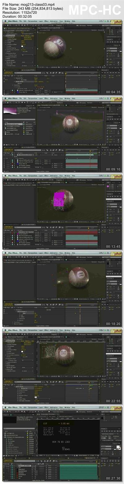 Fxphd Tutorials - MOG213: Graphical Angles for Motion Design