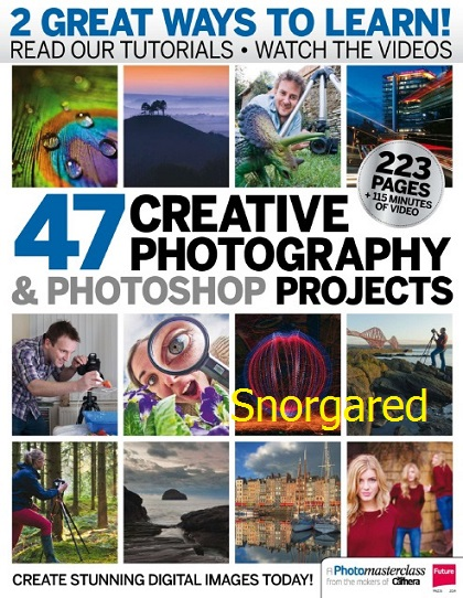 47 Creative Photography & Photoshop Projects - 2014 (HQ PDF + EPUB)