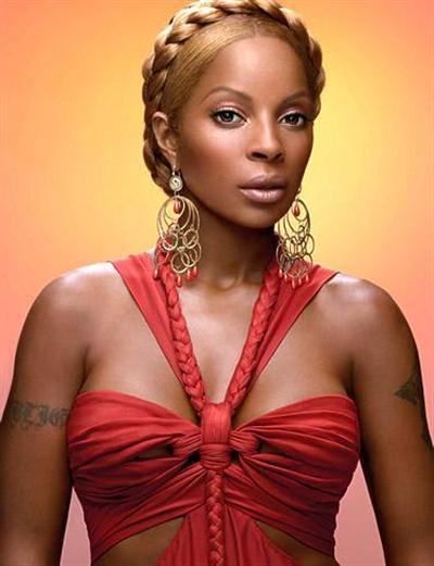 Mary J. Blige - Discography (1992-2013)