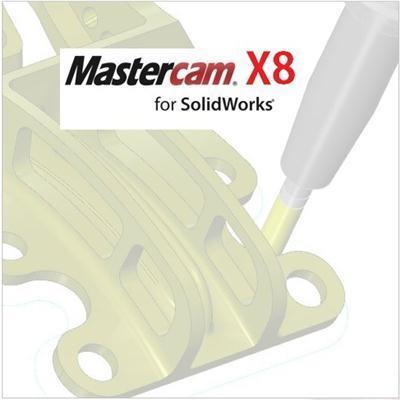 Mastercam X8 x64 DVD Content