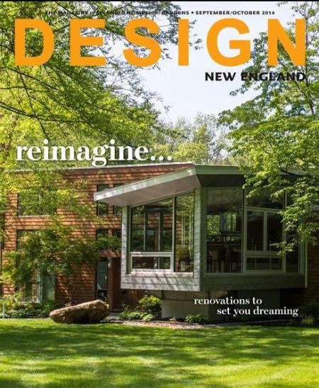 Design New England - September/October 2014