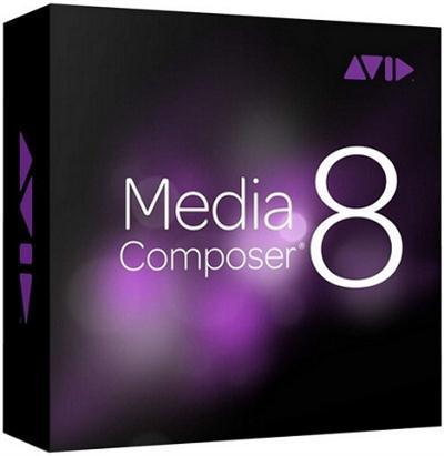 Avid Media Composer 8.1.0 (Win x32)