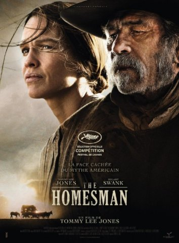 The Homesman (2014) BRrip XviD AC3 MiLLENiUM
