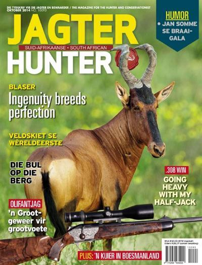 SA Hunter Jagter - October 2014
