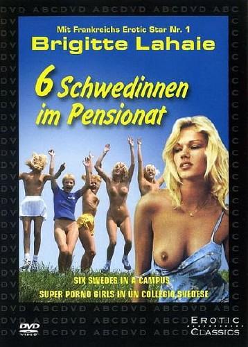 ����� ������ � ���������� / Sechs Schwedinnen im Pensionat (1979) DVDRip