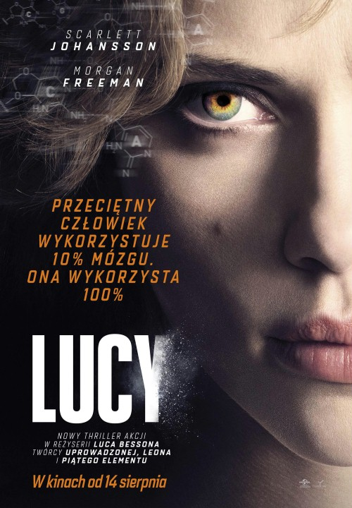 Lucy (2014) Lektor PL