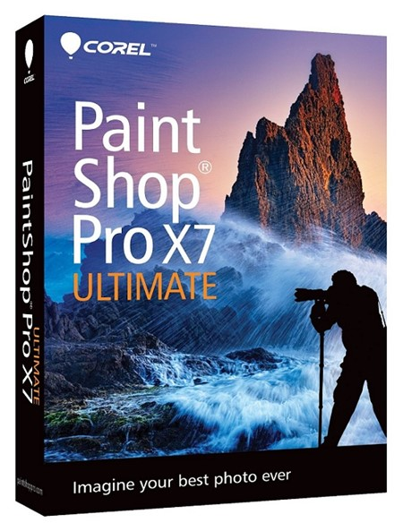 Corel PaintShop Pro X7 17.1.0.72 Multilingual Full ISO