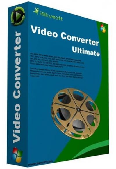 iSkysoft Video Converter Ultimate 5.4.2.2