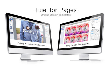 Fuel For Pages v1.3 (Mac OSX)