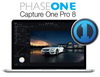 Capture One Pro 8.1.0.145 Multilangual (Mac OSX)