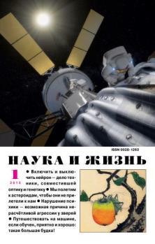 Наука и жизнь (№1, январь / 2015)