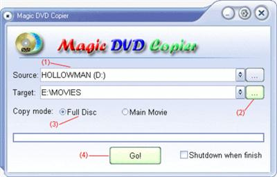 Magic DVD Copier 9.0.0 Portable 160322