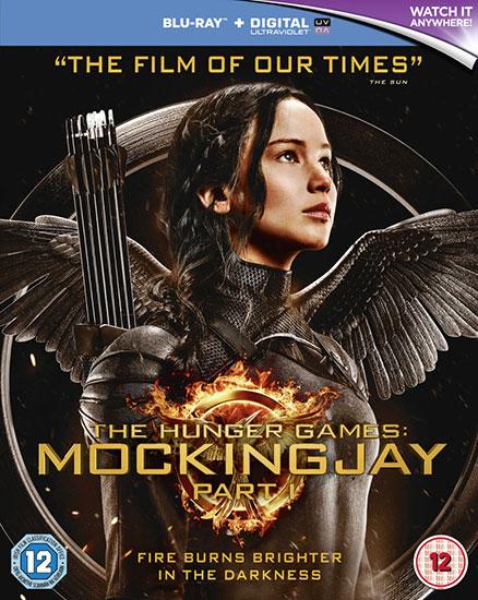Голодные игры: Сойка-пересмешница. Часть I / The Hunger Games: Mockingjay - ...