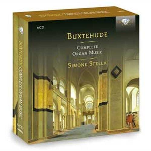 Simone Stella - Buxtehude: Complete Organ Music (6CD) (2012) FLAC