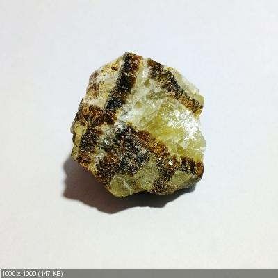 Минералы Сокровища Земли №35 - Септария