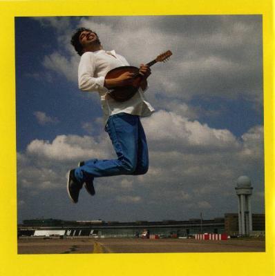 Avi Avital (mandolin) – Between Worlds / 2014 DG