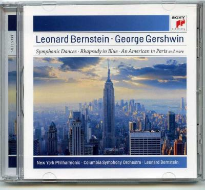 Leonard Bernstein (piano & conductor) – George Gershwin / 2010 Sony Music Entertainment