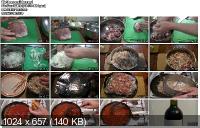Как приготовить шашлык в квартире. Шашлык в рукаве, в духовке (2014)