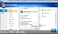 Advanced Installer  1.2 Build 56924 Russian RePack by loginvovchyk