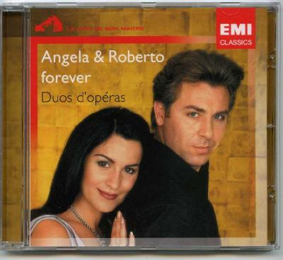 Angela & Roberto forever – Duos d'operas / 2007 EMI Music France