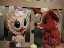 Сборник мультфильмов - Легко ли быть храбрым (1969-1989)