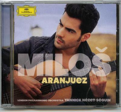 Milos Karadaglic (guitar) – Aranjuez / 2014 Mercury Classics; DG