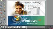 Windows XP SP3 Proffessional XakeR 2014 v.30.05.2014 DVD (RUS/2014)