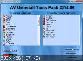 AV Uninstall Tools Pack v2014.06