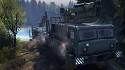 Spintires (2014/RUS/ENG/MULTI18/RePack)