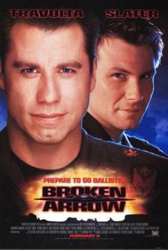Сломанная стрела / Broken Arrow (1996) WEB-DL 1080p | Open Matte