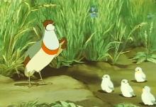 Оранжевое горлышко (1954) DVDRip