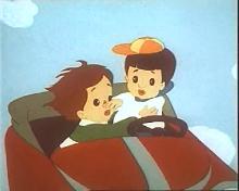 Опасная шалость  (1954) DVDRip