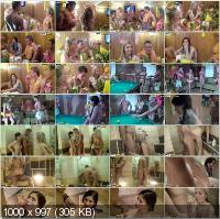 CollegeFuckParties - Angel, Yuki, Dulsineya, Cofi, Tanata - Theme Sex Party In Hawaiian Style Part 2 [HD 720p]