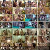 CollegeFuckParties - Angel, Yuki, Dulsineya, Cofi, Tanata - Theme Sex Party In Hawaiian Style Part 2 [HD 720p]