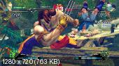 Super Street Fighter 4: Arcade Edition (2011) PC | RePack by Mizantrop1337
