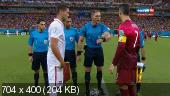 Футбол. Чемпионат Мира 2014. Группа G. 2-й Тур. США - Португалия. Россия HD [22.06] (2014) HDTVRip