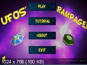 UFOs Rampage (2014) PC