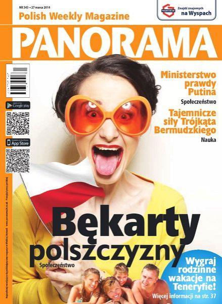 Panorama Polska - N 343, 27 Marzec 2014