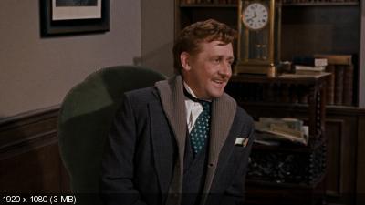 Машина времени / The Time Machine / H.G. Wells' The Time Machine (1960) BDRemux 1080p
