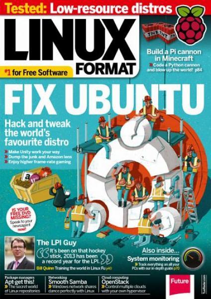 Linux Format UK - August 2014