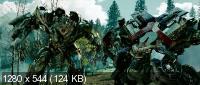 Трансформеры: Месть падших / Transformers:  Revenge of the Fallen (2009) BDRip 720p