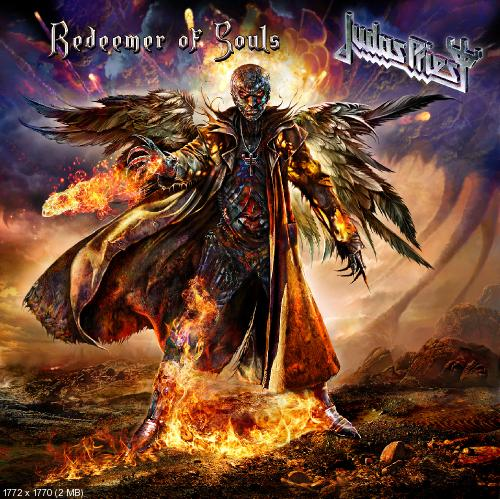 Judas Priest - Redeemer Of Souls (2014) (+Deluxe Edition)