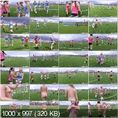 ClubSevenTeen - Lilly, Cayla, Violette, Tess, Bailey, Naomi, Nessy, Vanessa - World Cup Kick Off [FullHD 1080p]