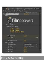 FilmConvert Pro 2.16 for After Effects & Premiere Pro