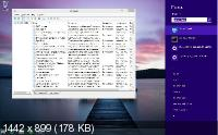 Windows 8.1 Single Language 6.3.9600.17085 Store & PIP [2 in 1] x64 (2014/RUS) by Lopatkin