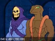 Хи-Мэн и Властелины Вселенной [1-2 сезоны: 130 серий из 130] (1983-1985) DVDRip