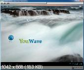 YouWave for Android Home 3.20